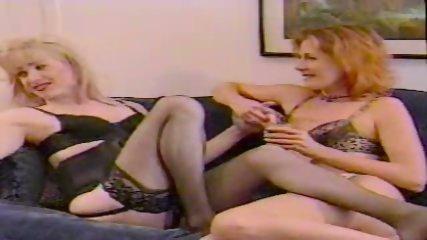 Brandy Scott Transsexual fucks a girls pussy! - scene 1
