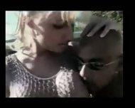 bellissima transex blonde very sexy - scene 1