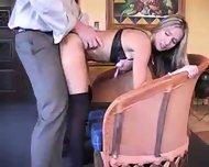 Hot Wife Rio - Fucking my husbands boss Part 2 - scene 2