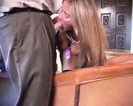 Hot Wife Rio - Fucking my husbands boss Part 2 - scene 6