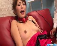Bondage hardcore with small tits Mei Aso
