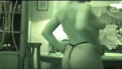 Blonde striptease - scene 8