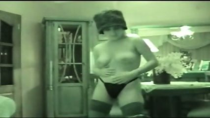 Blonde striptease - scene 9