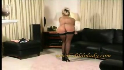 Dutch Dildo lady - 1 - scene 2