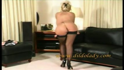 Dutch Dildo lady - 1 - scene 3