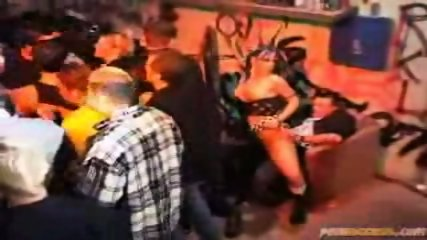 Getting down and dirty at a punk show - scene 7
