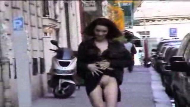 Paris Public Sex 1 of 2