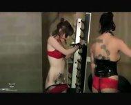 Extreme Lesbian Bondage - scene 1