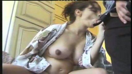 Femme Enceinte Pregnant French Blowjob - scene 3