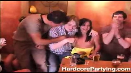 Hardcore party gets hot - scene 2