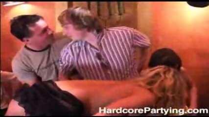 Hardcore party gets hot - scene 3