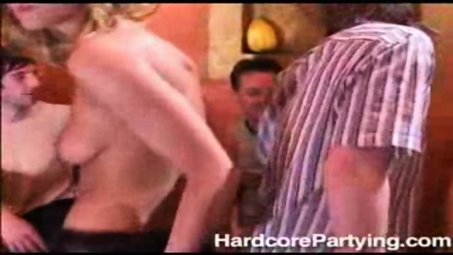 Hardcore party gets hot