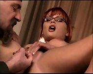 Katja anal and huge facial - scene 3