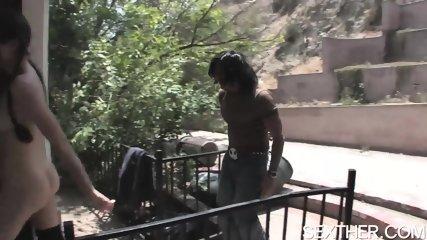 Hot Brunette Sasha Grey Blowing - scene 1