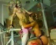 shemale fucks her girlfriend - scene 3