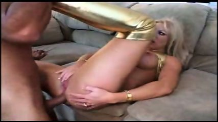 Kerkove Gold Dress - scene 9