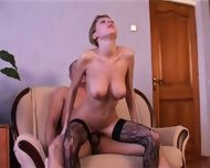 Busyt russian whore payed and fucked - scene 4
