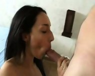 Homemade - Cute french girl is butt fucked - scene 1