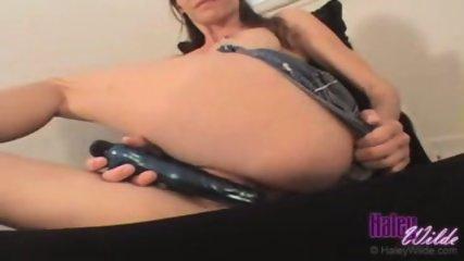 Haley Masturbates - scene 10
