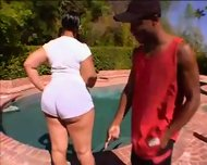 bootylicious - thick black teens - scene 1