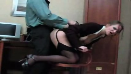 Mature secretary office fuck - scene 11