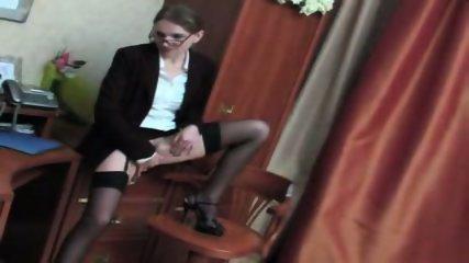 Mature secretary office fuck - scene 1