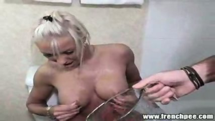 Juicy Pearl FrenchPee - scene 2