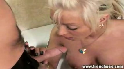 Juicy Pearl FrenchPee - scene 5