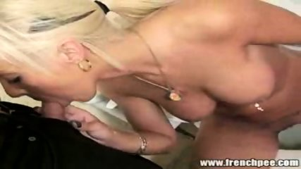Juicy Pearl FrenchPee - scene 7