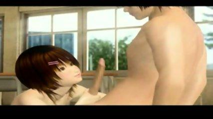 Anime Hentai CG 3D schoolgirl sex porn creampie