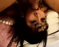 The best rough face fuck you will ever see - scene 7