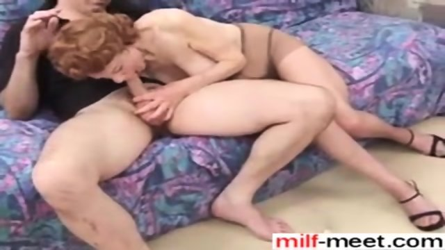 Granny fucking - Meet her on MILF-MEET.COM