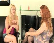Lesbian Friends Part 2 - scene 7