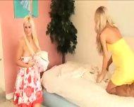 Lesbian Friends Part 1 - scene 12