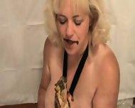 carol and her scat dinner - scene 8