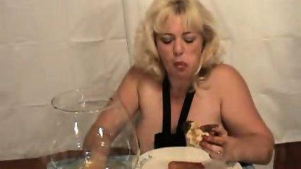 carol and her scat dinner - scene 7