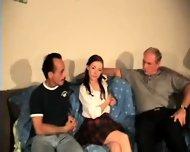 Ann Harlow threesome - scene 2