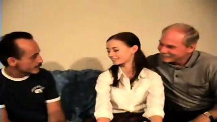 Ann Harlow threesome - scene 3