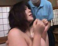 Busty Wife Mitsuki An 2 of 3 - scene 12