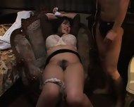 Busty Wife Mitsuki An 2 of 3 - scene 2