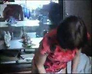 Russian mom milf clip 1 of 3 - scene 1
