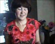 Russian mom milf clip 1 of 3 - scene 2