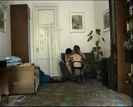 Homemade MILF and Guy - scene 1