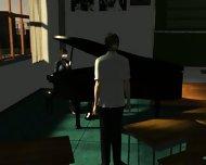 Umemaro 3D Lewd Bomb Bust Female Teacher - scene 1