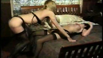 Shemale Kimberly Devine & Tgirl Meghan Chavalier - scene 2