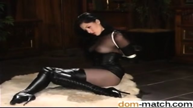 fuck me from dom-match.com - Beautiful Bound Ballet