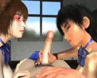 Umemaro 3D Senpai - scene 8