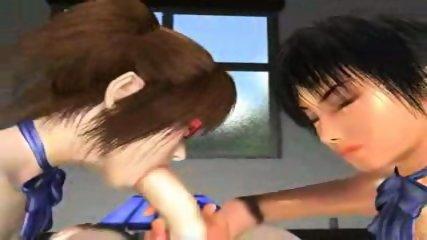 Umemaro 3D Senpai - scene 9