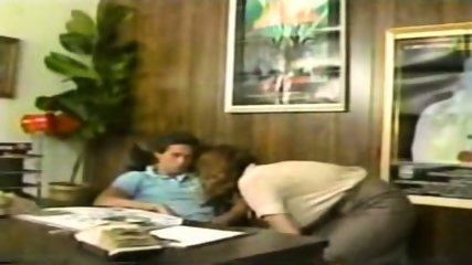 christy canyon and peter north - scene 1