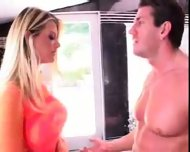 Give Me Gape- part 3 - scene 1